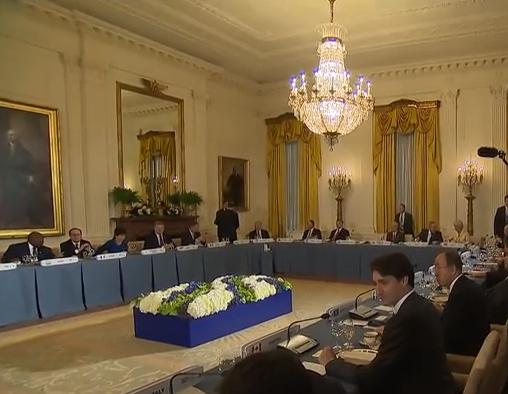 """Як Порошенко """"відвечеряв"""" з Обамою - фото 2"""