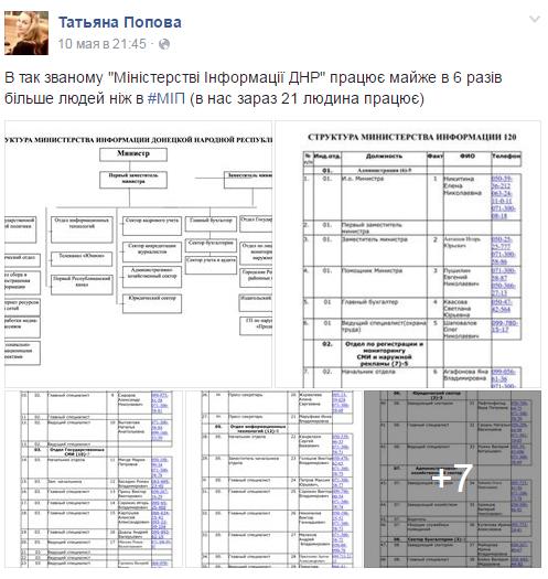 """Як """"напаскудила"""" в інформпросторі зуступниця Стеця Попова - фото 6"""
