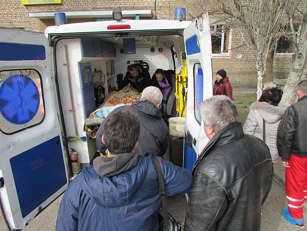 Бердянця, який постраждав під час вибуху гранати, прооперують в Києві - фото 3