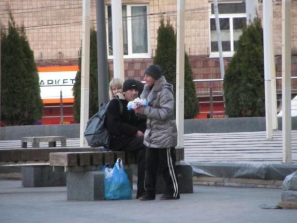 У Вінниці ловили торговців пролісками - фото 2