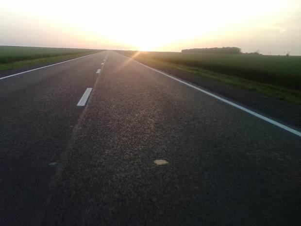 Як відремонтували дорогу до Радехова (ФОТО) - фото 1