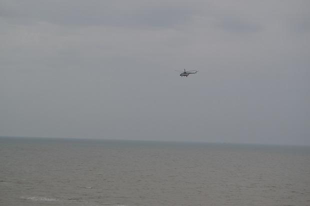 Бердянський рибалка, через пошуки якого підняли гелікоптер, повернувся додому - фото 2