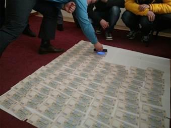 """Чиновник Держархбудінспекції """" погорів"""" на хабарі у 50 тис. грн  - фото 2"""
