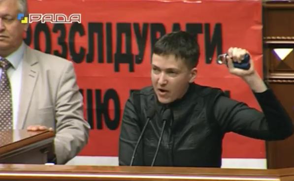 Савченко пішла проти Порошенка: Зрівняла судову реформу з гранатою  - фото 1