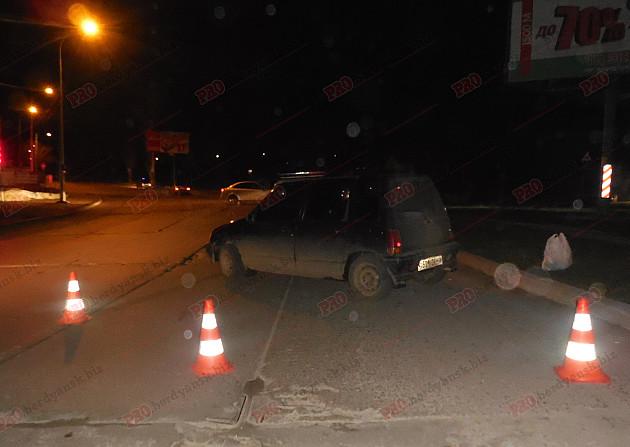 У Бердянську пішоходи влаштували самосуд водієві  - фото 2