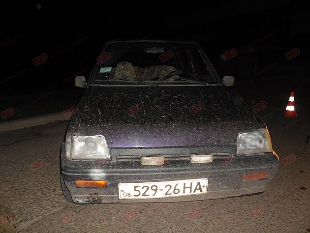 У Бердянську пішоходи влаштували самосуд водієві  - фото 3