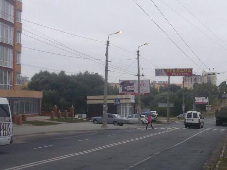 У Хмельницькому і вдень горять вуличні ліхтарі - фото 1