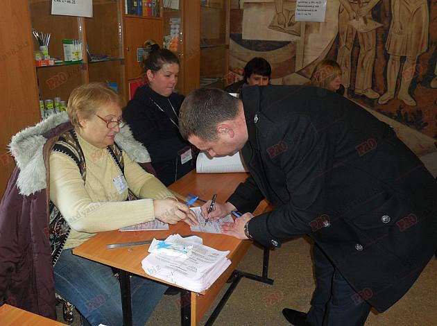 Секретар Бердянської міської ради вже зробив свій вибір - фото 1