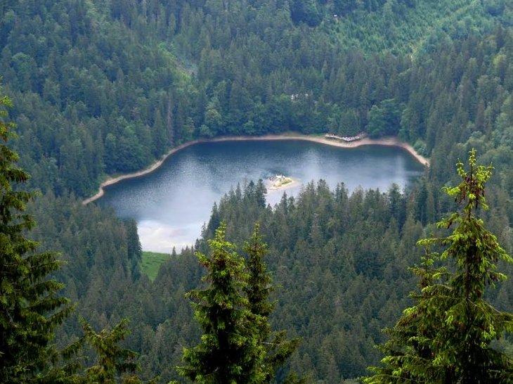 П'ять озер Закарпаття: Чому інколи варто відмовитись від моря - фото 1
