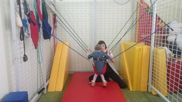 Харківський будинок дитини впроваджує нову реабілітаційну систему для дітей з ДЦП - фото 1