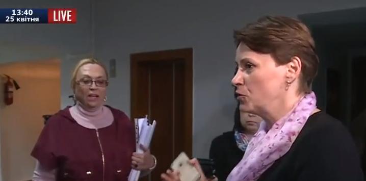 """Тимошенко і Южаніна в Раді влаштували скандал через """"офшори Порошенка"""" - фото 2"""