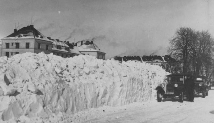 Що витворяли львів'яни зі снігом сто років тому - фото 1