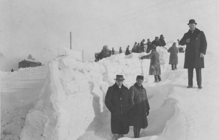 Що витворяли львів'яни зі снігом сто років тому - фото 3