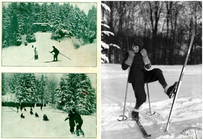 Що витворяли львів'яни зі снігом сто років тому - фото 4