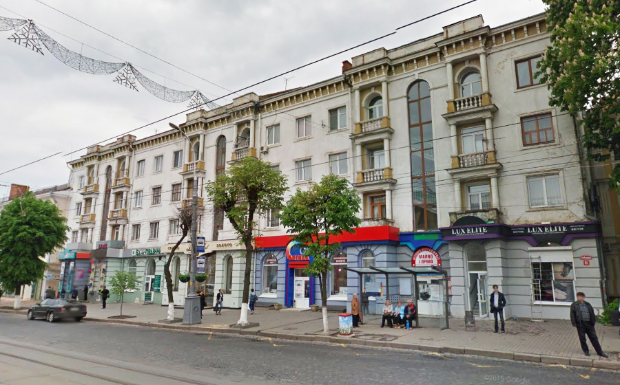 У Вінниці витратять 8,7 млн. грн. на реставрацію фасадів в центрі міста - фото 1