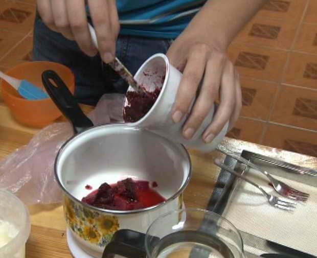 На першому майстер-класі викладача права бердянці готували маршмеллоу - фото 2