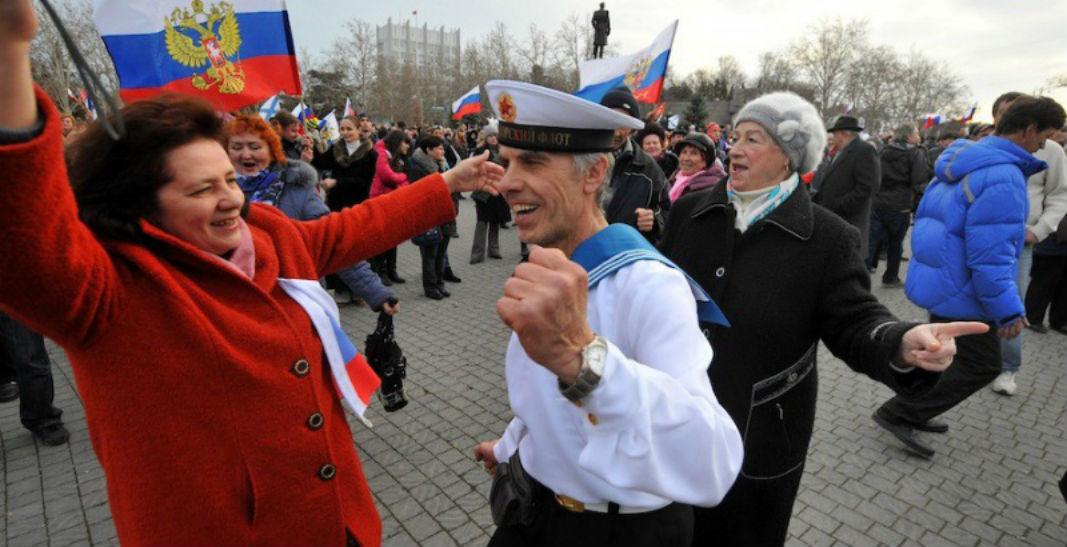Хроніки окупації Криму: маргінальний