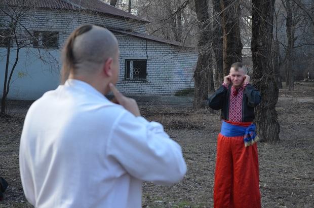 Топ-10 вправ справжньої січової зарядки від головного козака України Олександра Притули - фото 8