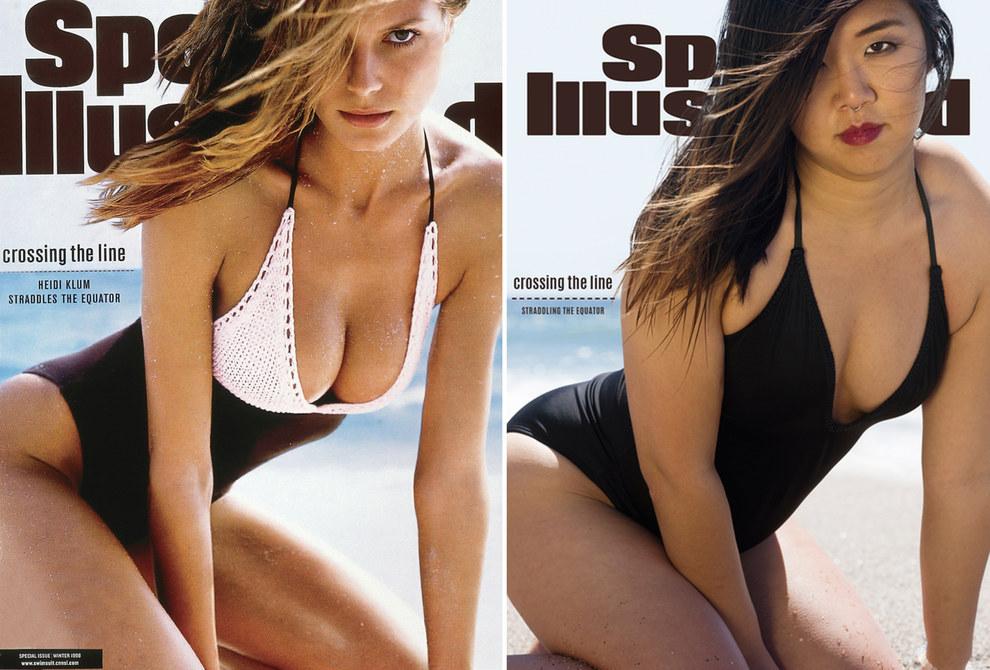 Звичайні жінки знялися в бікіні для Sports Illustrated - фото 3