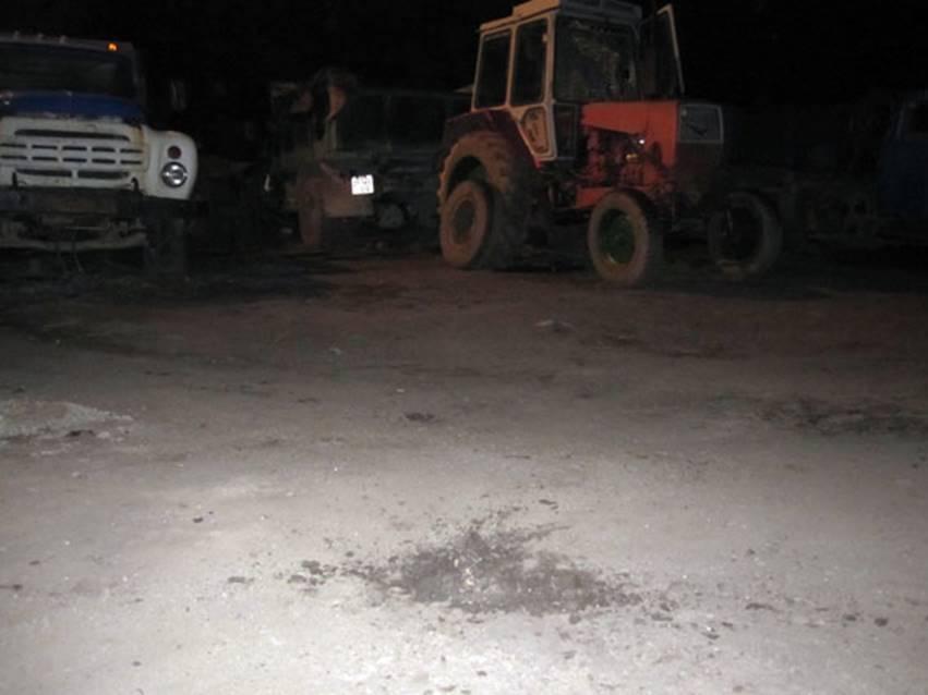 У центрі Торецька стався вибух - фото 2