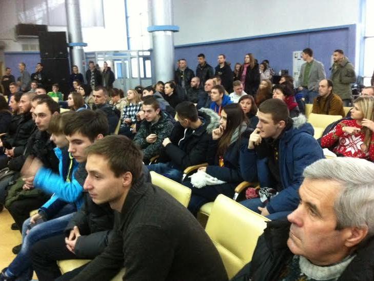 Ультрас з усієї України змагаються в Полтаві - фото 4