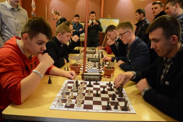 Студент Львівської духовної семінарії УГКЦ переміг у шаховому турнір