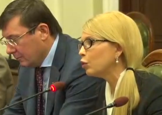Тимошенко вразила своїм хвостом - фото 2