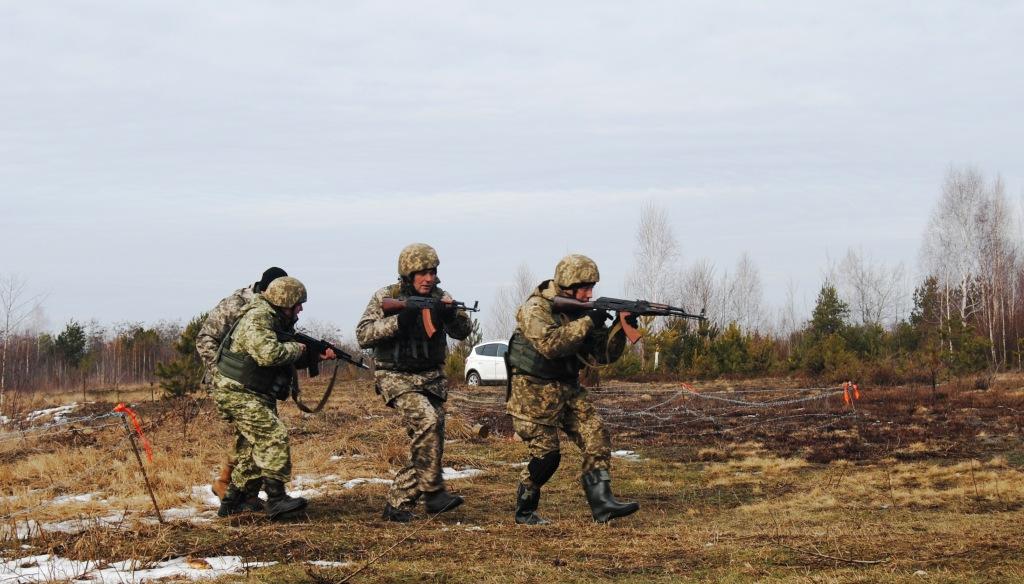 Як британці українських солдат на стандарти НАТО переводили - фото 2