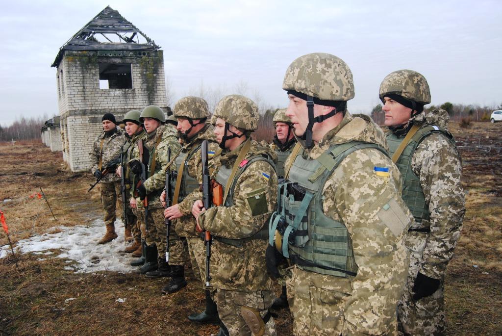 Як британці українських солдат на стандарти НАТО переводили - фото 4