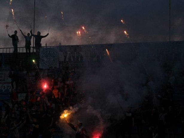 """Лідер вінницьких ультрас: """"Ми в політику не ліземо. Нас це не цікавить"""" - фото 3"""