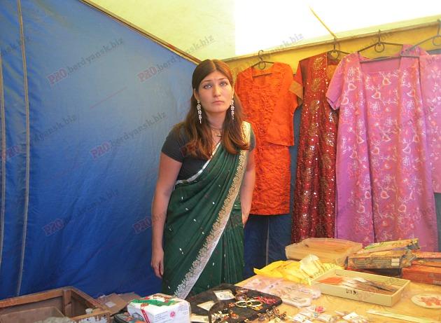 У Бердянську пройшов фестиваль індійської культури - фото 4
