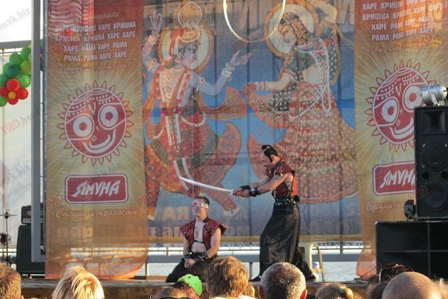 У Бердянську пройшов фестиваль індійської культури - фото 5