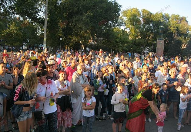У Бердянську пройшов фестиваль індійської культури - фото 6