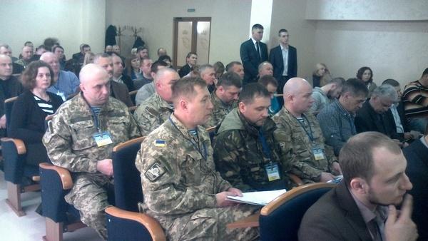У Вінниці розпочався міжнародний форум ветеранів війни - фото 1