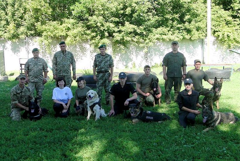 Харківські кінологи-гвардійці обійшли колег з поліції та прикордонної служби  - фото 4