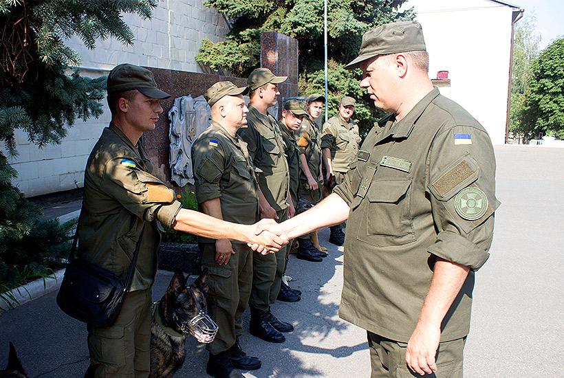 Харківські кінологи-гвардійці обійшли колег з поліції та прикордонної служби  - фото 3