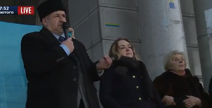 """Як на Майдані """"ганьбили"""" Путіна - фото 1"""