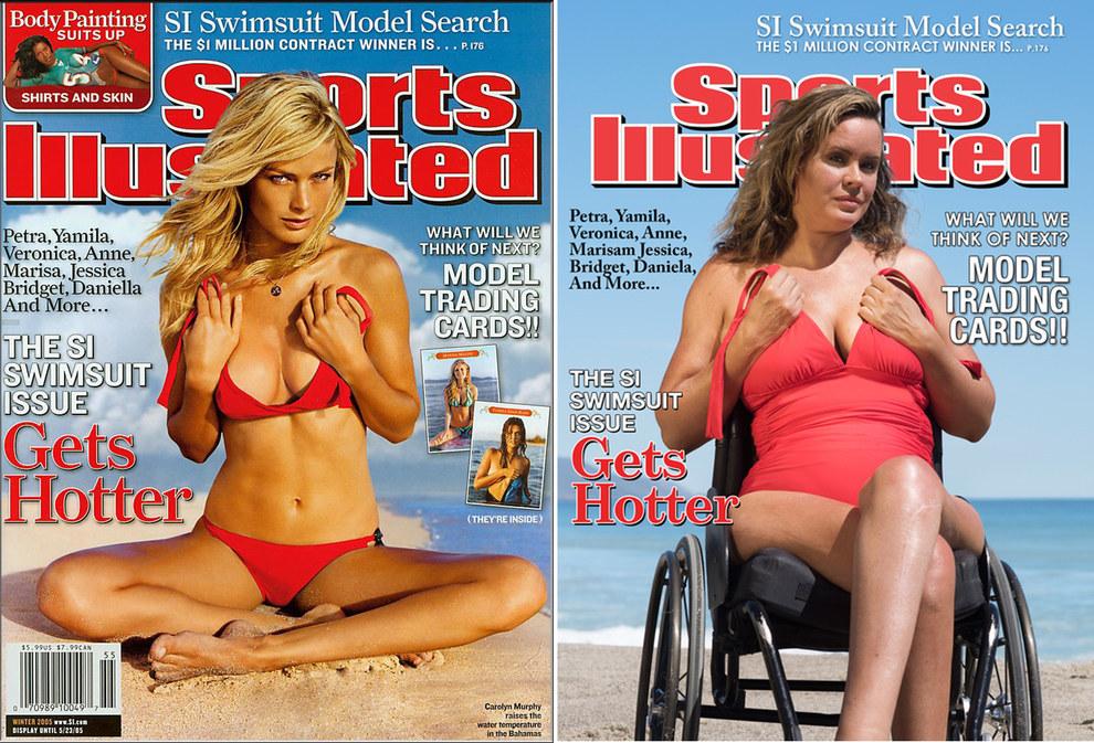 Звичайні жінки знялися в бікіні для Sports Illustrated - фото 2