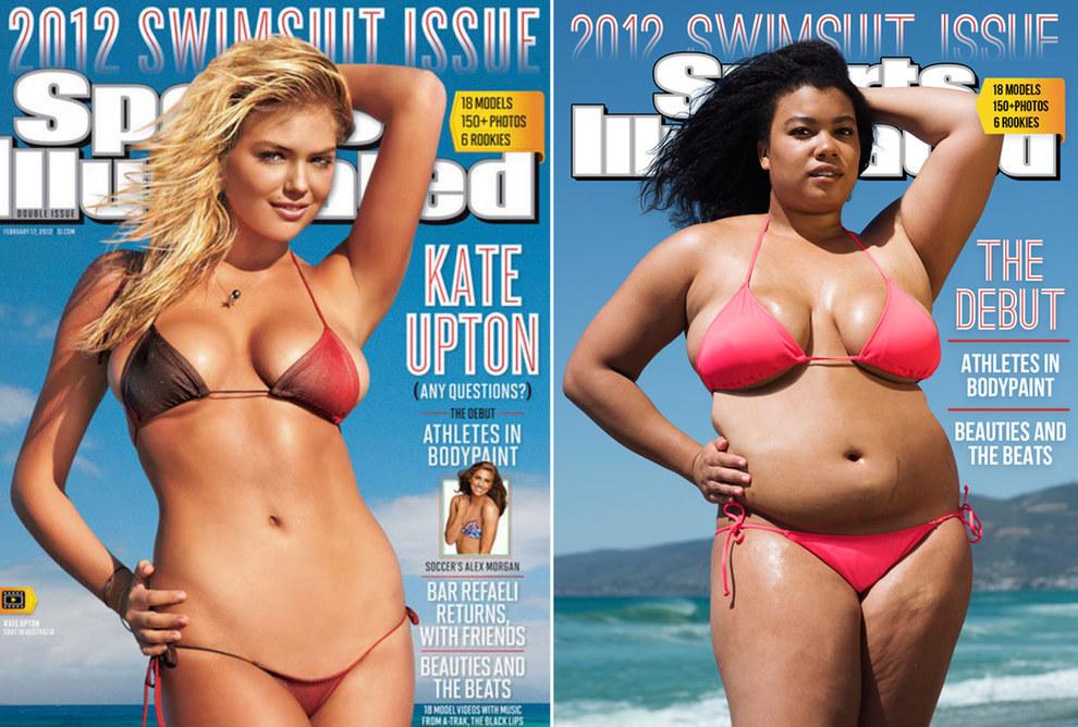Звичайні жінки знялися в бікіні для Sports Illustrated - фото 1