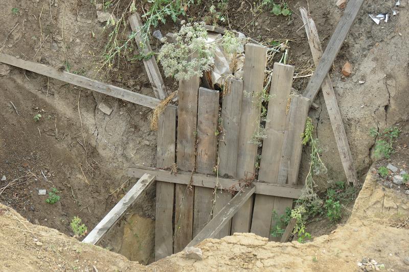Біля вінницьких Мурів знову шукають артефакти (ФОТОРЕПОРТАЖ) - фото 2