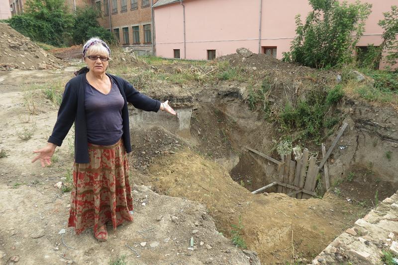 Біля вінницьких Мурів знову шукають артефакти (ФОТОРЕПОРТАЖ) - фото 1