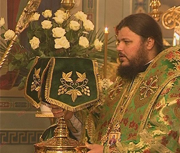 Як єпископ Брянський і Приморський Єфрем відзначив день ангела - фото 1