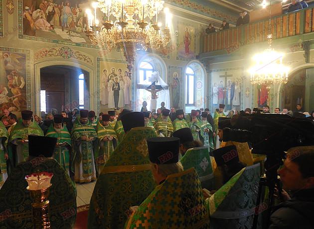 Як єпископ Брянський і Приморський Єфрем відзначив день ангела - фото 2