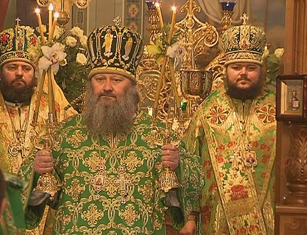 Як єпископ Брянський і Приморський Єфрем відзначив день ангела - фото 3