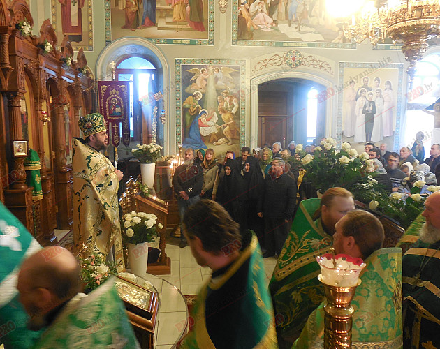 Як єпископ Брянський і Приморський Єфрем відзначив день ангела - фото 5