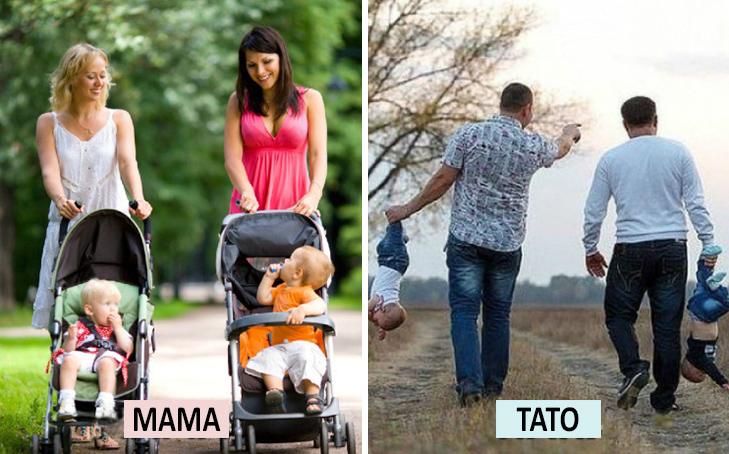 Мама Vs Тато: Як по-різному можна виховувати дитину  - фото 7