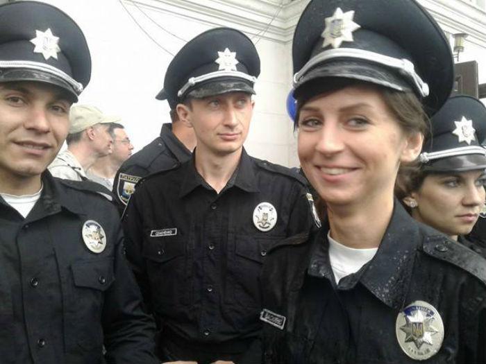 У Маріуполі склали присягу патрульні поліцейські - фото 2