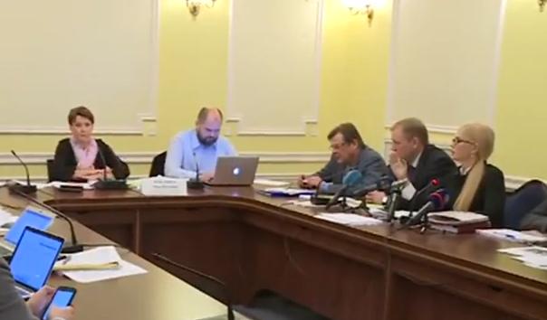 """Тимошенко і Южаніна в Раді влаштували скандал через """"офшори Порошенка"""" - фото 1"""