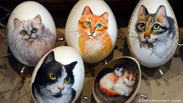 35 креативних ідей для Великодніх яєць - фото 8