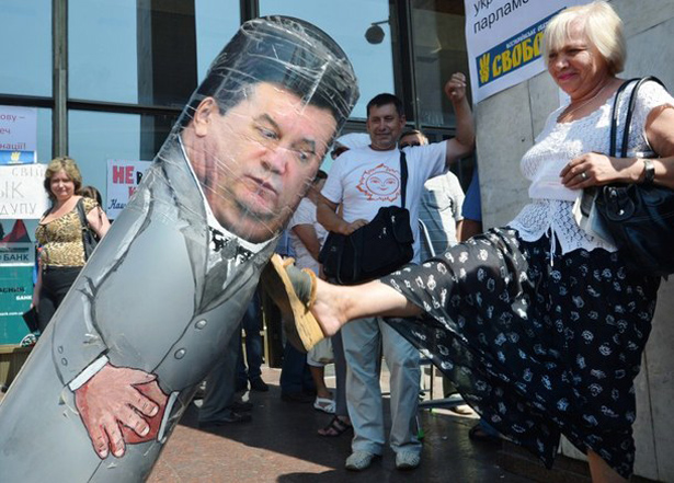 День народження Януковича (ФОТО, ВІДЕО) - фото 3